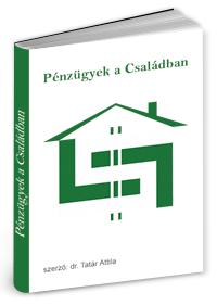 """e-book, """"Pénzügyek a családban"""", befektetési tanácsadás, pénzügyi, e-könyv, szakkönyv"""
