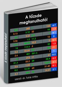 A tőzsdei kereskedés megtanulható, tőzsde, tőzsdetanfolyam, e-könyv, e-book, szakkönyv, forex